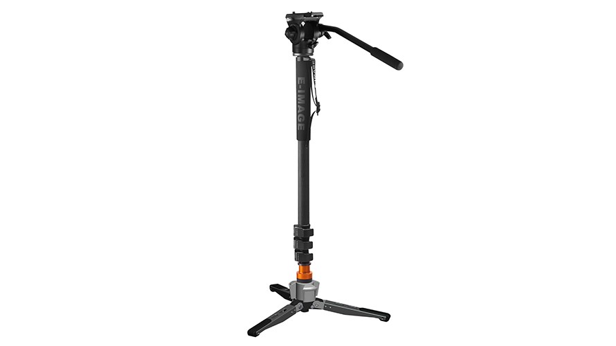 E-Image MFC700 + 610FH Monopod from a carbon fiber with fluid head