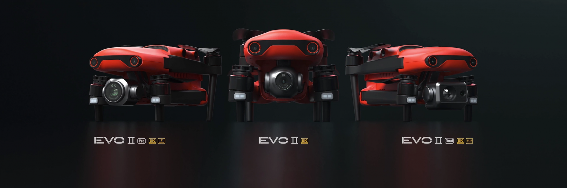 Autel EVO II Series is here!