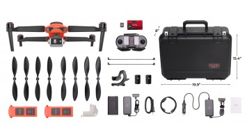 EVO II DUAL Rugged Bundle 320(640) - On Request