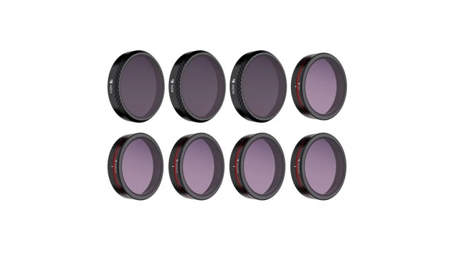 AUTEL EVO II 6K FILTERS - ALL DAY - 8PACK