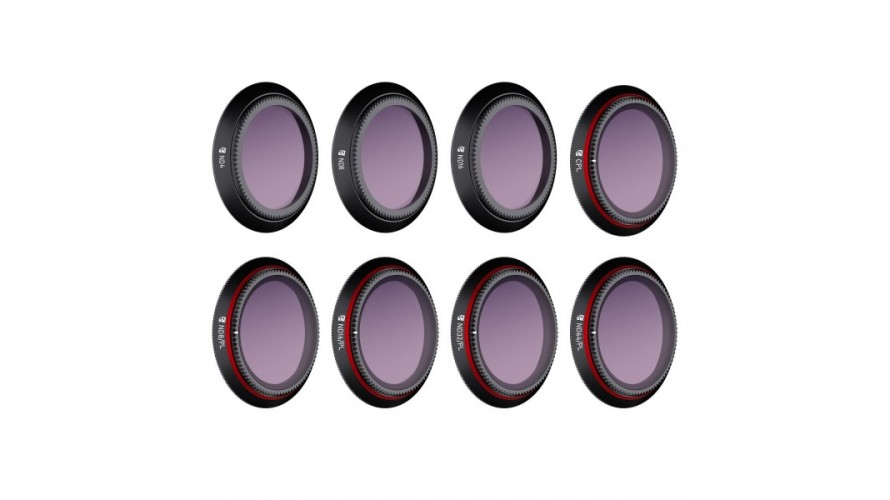 AUTEL EVO II 8K FILTERS - ALL DAY - 8PACK