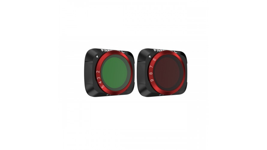 DJI MAVIC AIR 2 FILTERS - HARD STOP VARIABLE ND - 2PACK